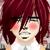 MMD human Foxy Yaranaika face by Liza-Lunashine