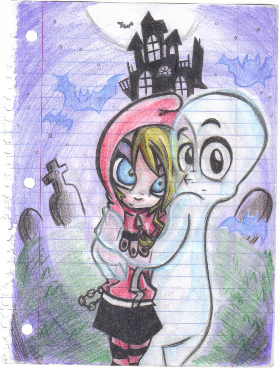 casperand 39 s scare school characters. casper and related characters. favourites by hombreloborex on deviantart casperand 39 s scare school characters o