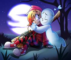 Moonlight Hug