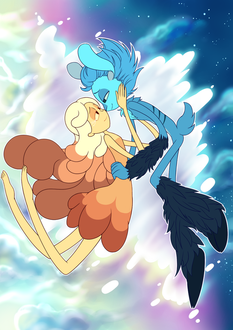 Dreaming Of You by 8-Bit-Britt