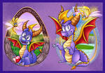 Spyro 1 and 2 Tribute