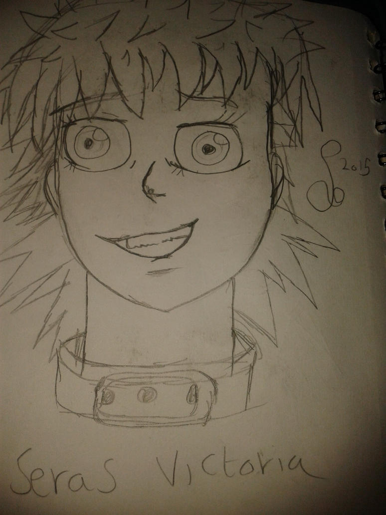 Seras Victoria by Android-Liam