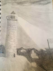 Lighthouse by TheBlissOfSolitude