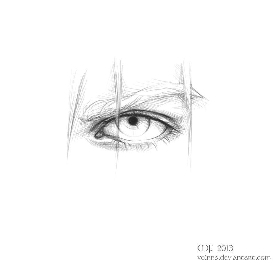 Eye..? by Velnna