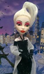 Monatella Ghostier custom made by drakum