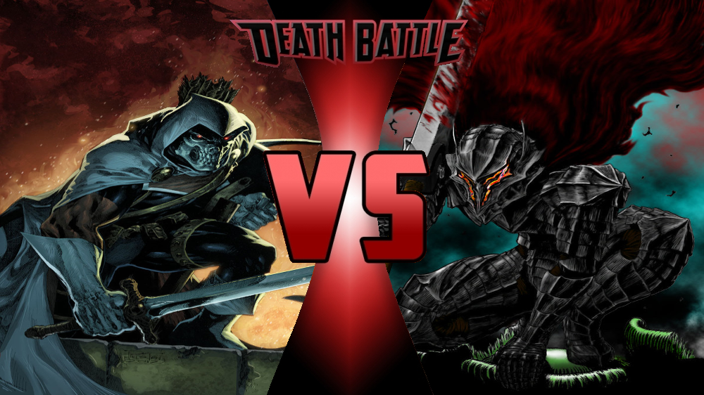 Taskmaster Vs Guts By Dynamo1212-dalfgw6 by allcreation104 & Death Battle: Taskmaster vs Guts Prelude by allcreation104 on DeviantArt