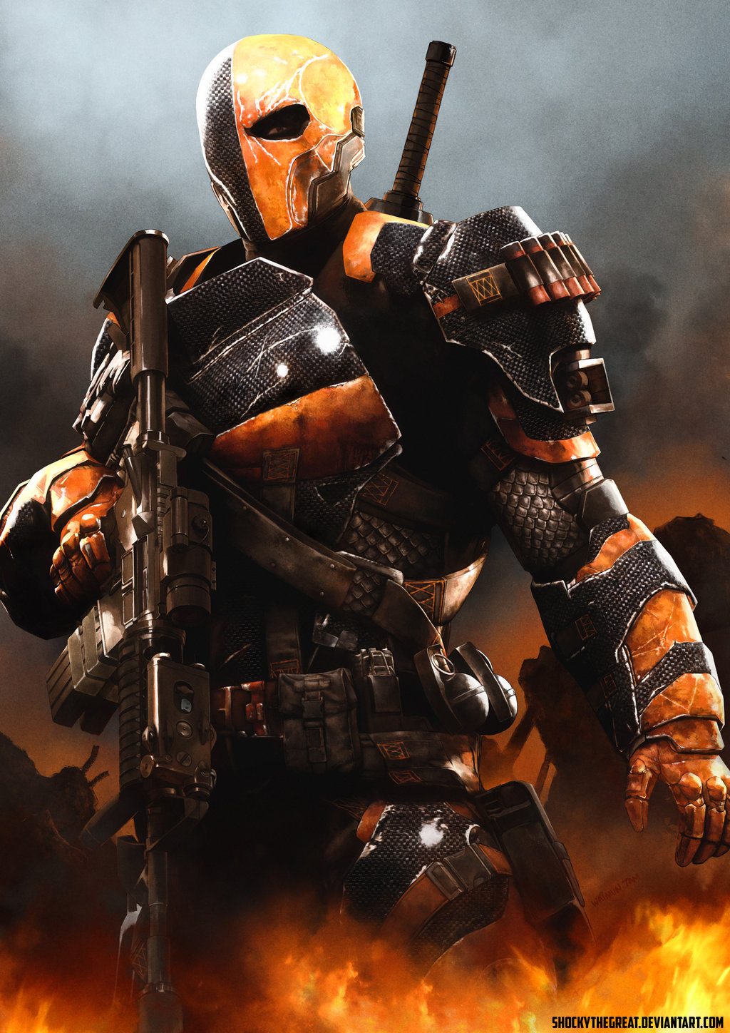 View Deathstroke Cool Pic Images