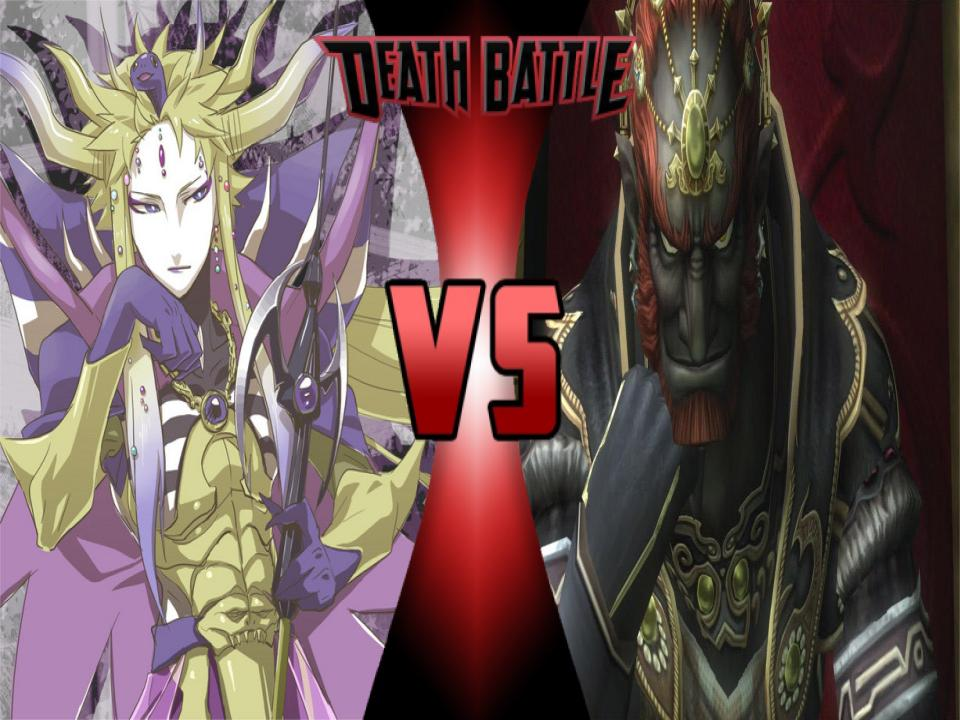 Death Battle Titlecards By Allcreation104