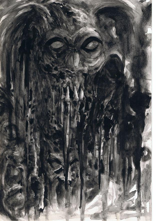 Horror Face by Ralf-Amun