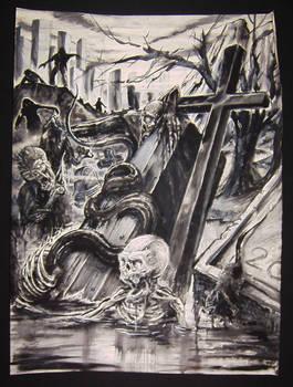 Zombi Graveyard