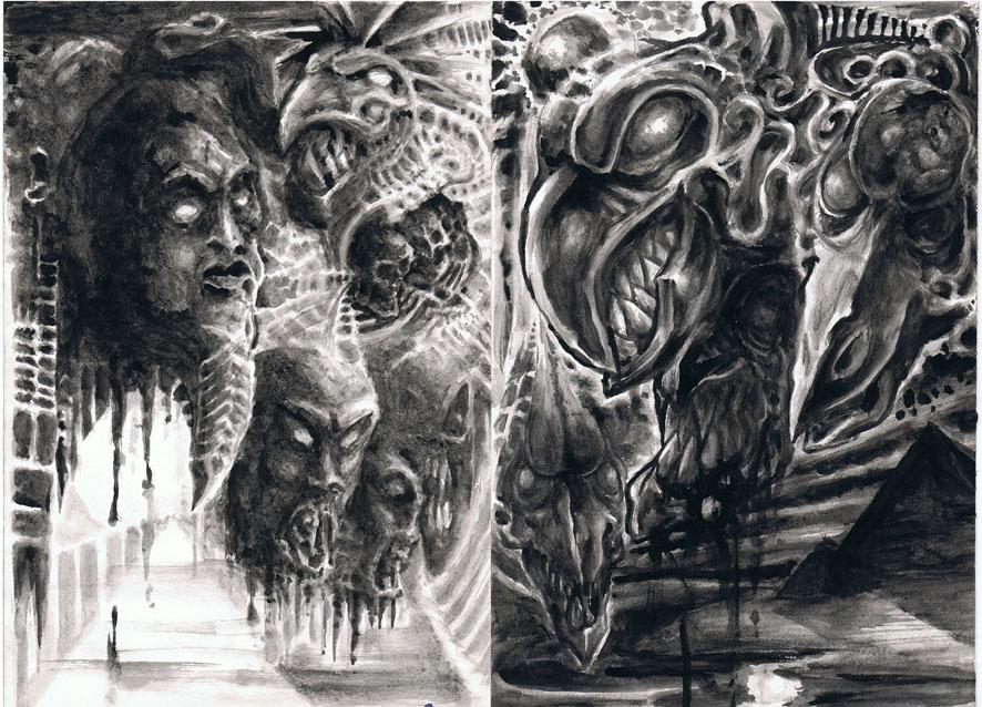 Return of the Annunaki by Ralf-Amun on DeviantArt