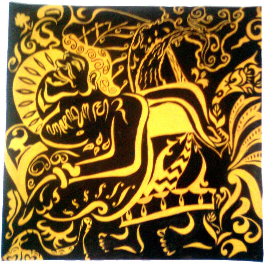 Indonesian Batik Semar by psikopath47 on DeviantArt