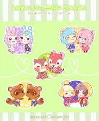 Animal Crossing Charms: 5 days Left to Preorder! by aya-mei