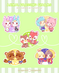 Animal Crossing Charms: 5 days Left to Preorder!