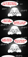 Knuckles Belated Birthday 2010 by SaturnGrl