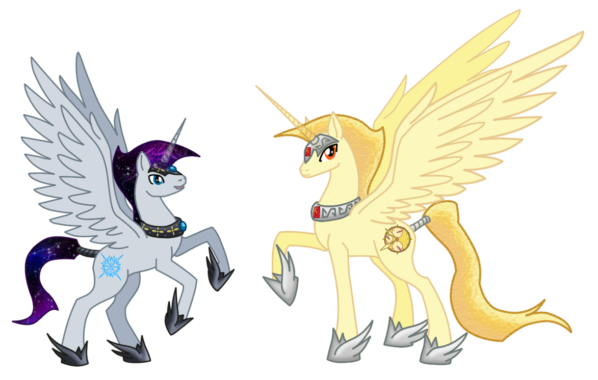 Princes Of Space And Time By SaturnGrl On DeviantArt