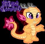 MLP:FIM Baby Asian Dragon