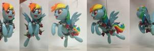 Rainbow Dash Ornament