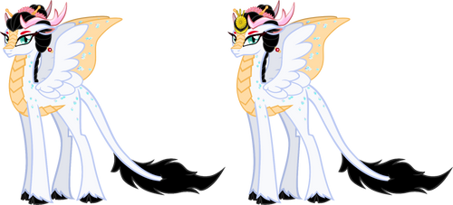 Gift Art: Neighpon Empress