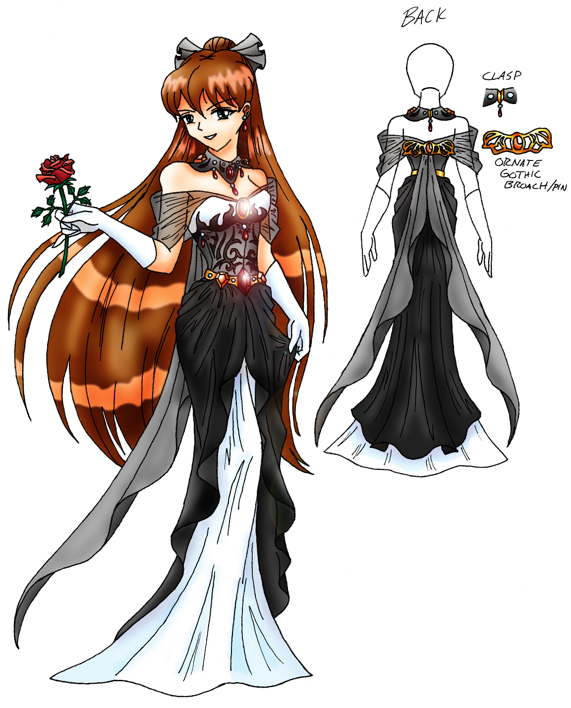 Dark Princess Game Dark Princess Gowns by