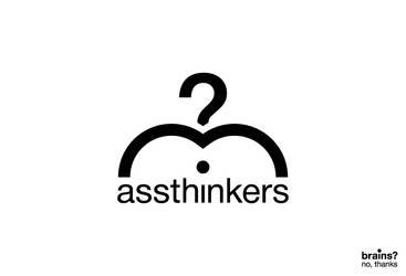 assthinkers by PokaYoke