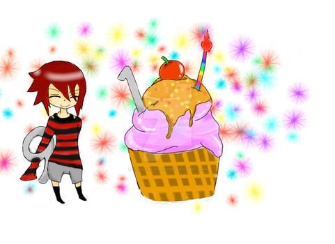 Happy Ninetee.... 1st birthday xD