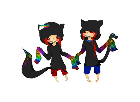 Zedji and  Naki