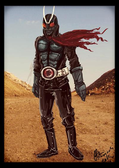 rider 2 by blackcatdead