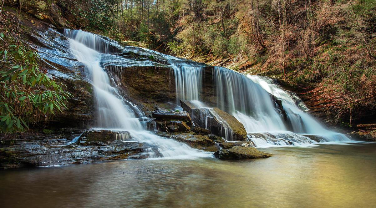 Panther Creek Falls by rctfan2