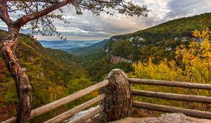 Cloudland Canyon Overlook by rctfan2