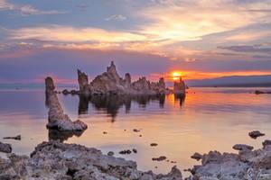 Mono Lake Sunrise by rctfan2