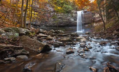 Cherokee falls