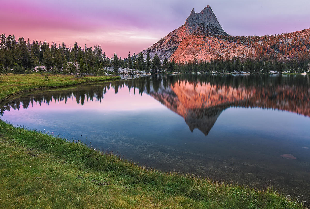 Cathedral Peak by rctfan2