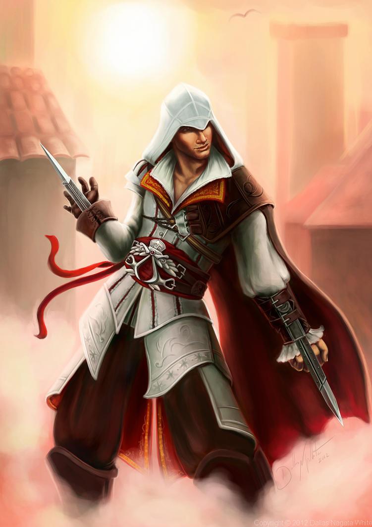 Ezio Auditore da Firenze by DallasNagataWhite