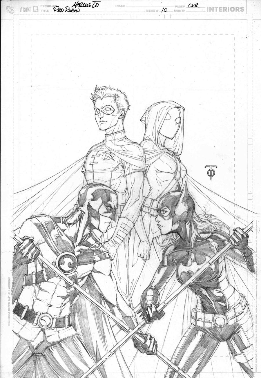 Part 14 / 9 - Page 2 Red_Robin_10_cover_by_0boywonder0