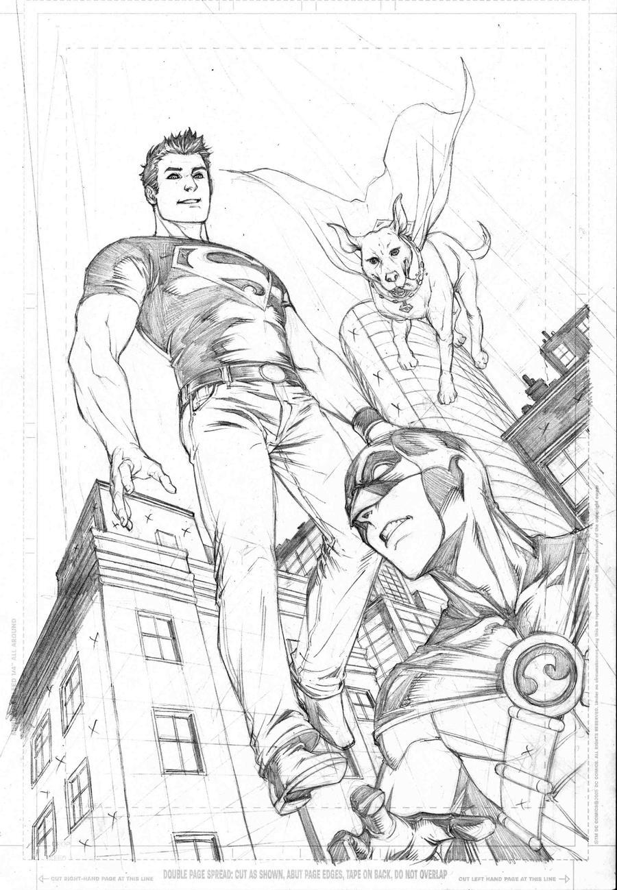 super boy coloring pages - photo#44