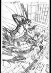 Red Robin 14 cover