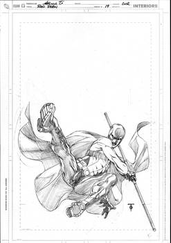 Red Robin 19 cover
