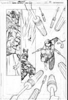 Green Lantern: RotMH by 0boywonder0