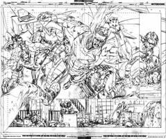 Batwing11 pg12-13 by 0boywonder0