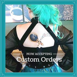 Custom Tattoo Orders Available