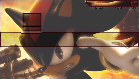 Shadow: PSP Wallpaper by kricket05
