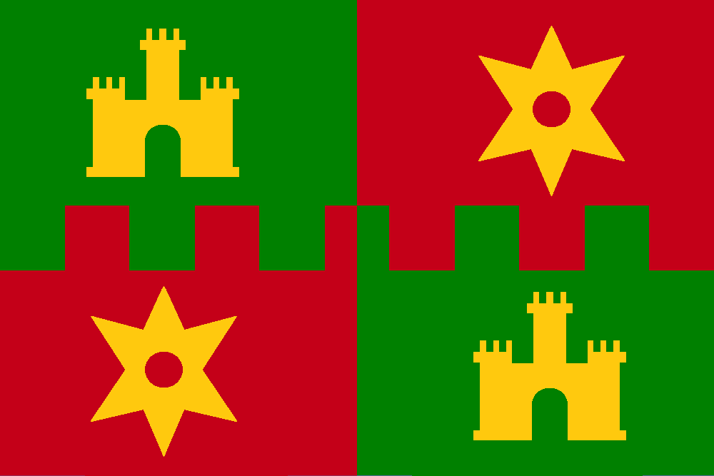 Flag of the Low Kingdoms of Orcneas by CastleGreifenghast