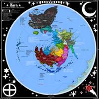 Outlandish Tales: The World by CastleGreifenghast
