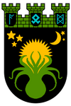 Coat of arms of the City of Zeiggard