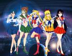 Sailor Senshi Prototype