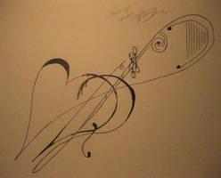 Heartstrings by CalydaRose