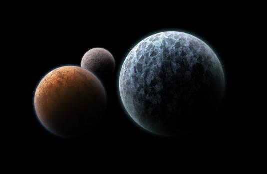 3 Planets