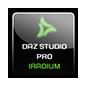 DAZ Studio Pro Iradium by KnightTek