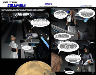 Space Station Columbia - Stage 2 - page 33 by KnightTek